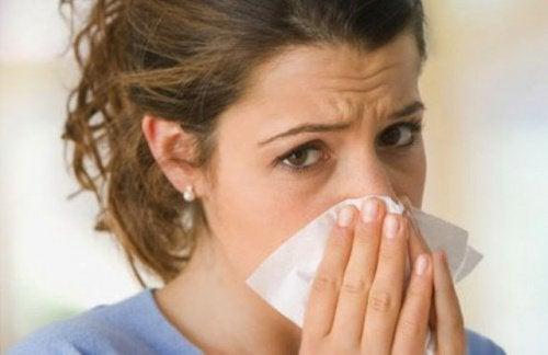 blöder näsblod hela tiden