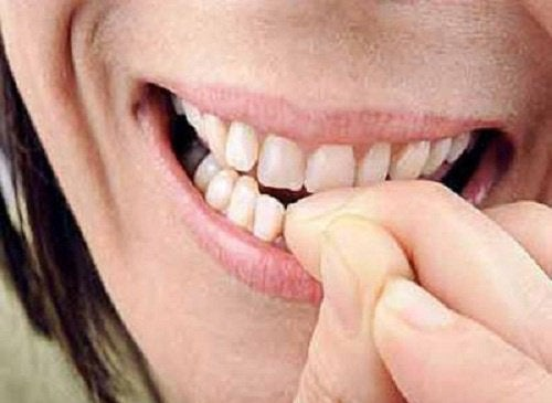 Anledningar till varför du biter på naglarna
