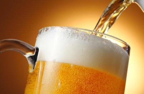 tjock av öl