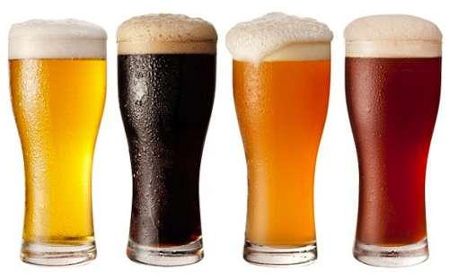 Man kan bli tjock av öl om man inte dricker med måtta
