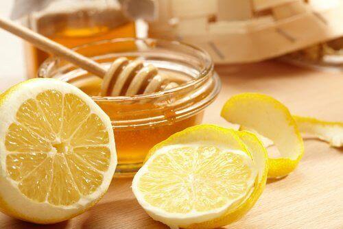 Citron och honung