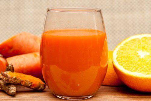 Antioxidantjuice