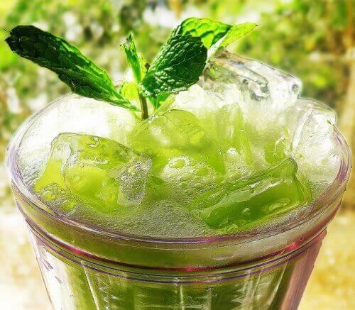 Grön-smoothie