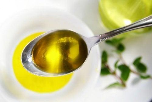 Olivolja förebygger torrhet