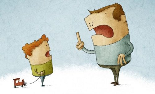 Rädsla för tillit är ett sår från barndomen
