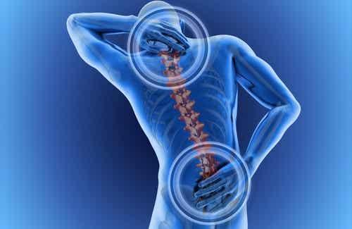 Orsaker till varför din rygg kan göra ont