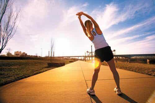 Hur du börjar träna igen efter ett långt uppehåll