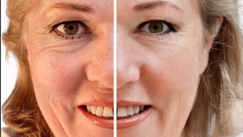 3 naturliga masker för att minska djupa rynkor
