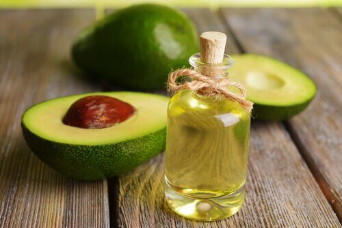 Serum med avokado