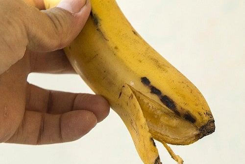 Föredrar du gula eller gröna bananer?