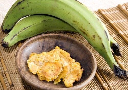 Bananernas näringsvärden ändras när de mognar
