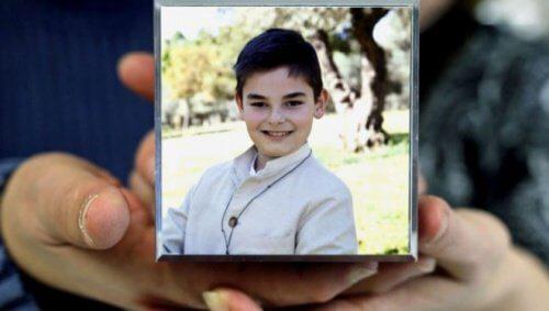 Diego, 11 år, begick självmord p.g.a. mobbning