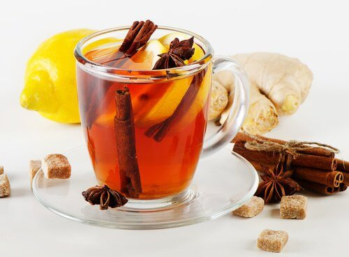 Prova denna huskur med citron, kanel och ingefära