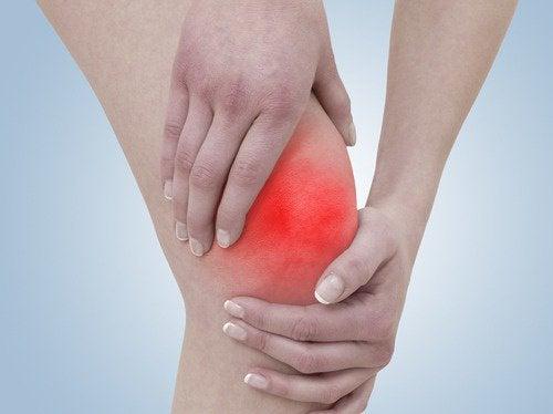 Behandlande och förebyggande övningar mot knäsmärta