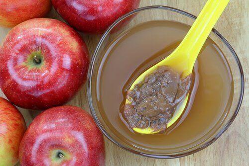 Drick äppelcidervinäger och honung varje morgon