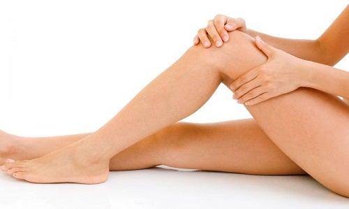Livsmedel som kan förbättra cirkulationen i benen