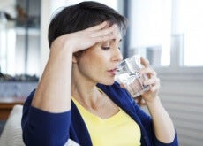 Dricker vatten
