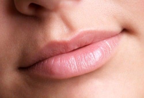 Friska läppar
