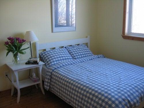 Byt sängkläder regelbundet