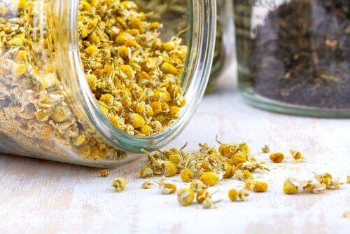 Kamomill är ett mångsidigt naturmedel