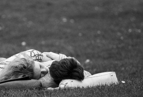 Lyckligt-par