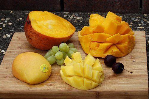 Mango-och-papaya