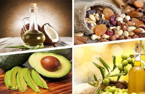 Upptäck nyttiga fetter som inte orsakar viktuppgång