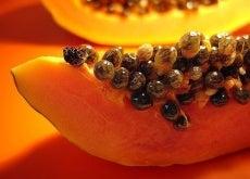Papayafrukt