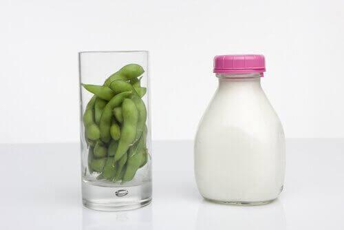 Sojabönor kan vara svårsmälta för vissa