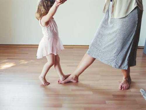 Tilit är viktigt när man uppfostrar barn
