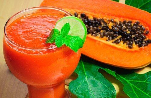 Papayafrön har antibakteriella egenskaper