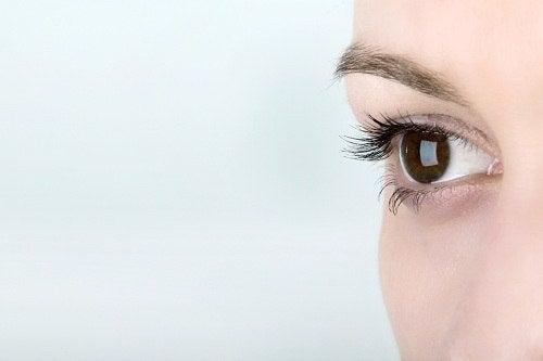 Avsky skapar en reaktion i dina pupiller