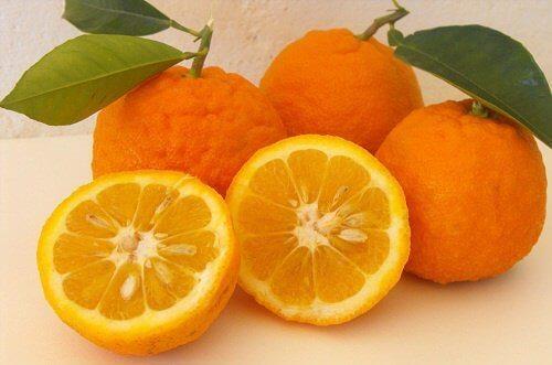 Apelsindieten för viktnedgång och hälsa