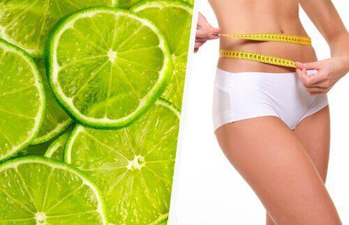 Citron-lime-detox