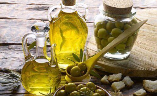 Olivolja för avokado
