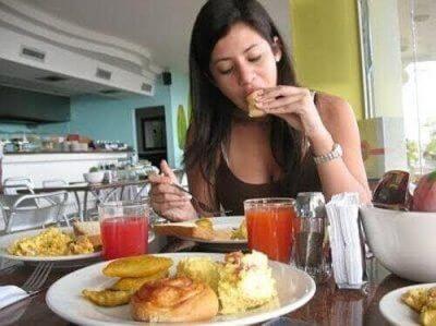 Vad ligger bakom begäret att äta? Mat som lyckokälla.