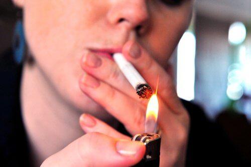 Hur många år går du miste om genom att röka?