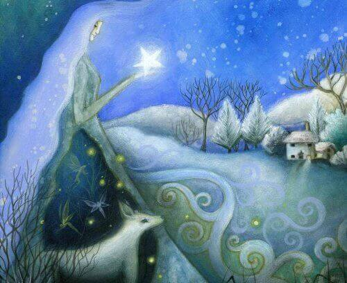 Vinterdröm