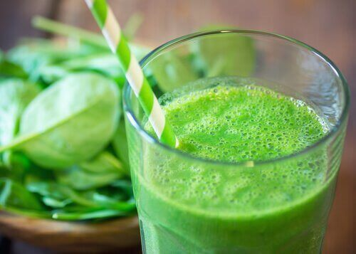 Grön-juice
