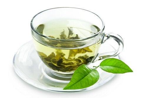 grönt te fördelar