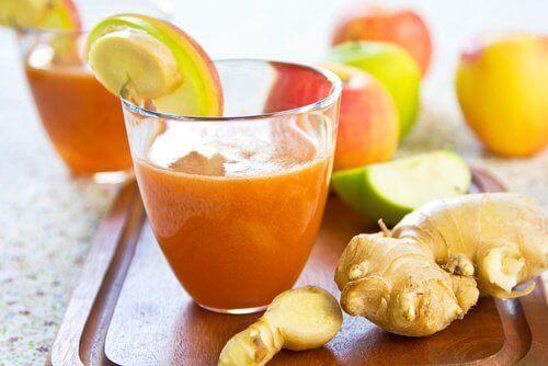 5 juicer som bekämpar cancer och reglerar pH