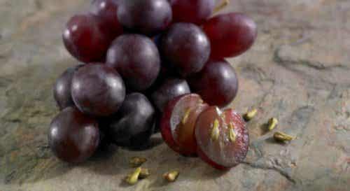 Mindre kända fördelar med kärnor från vindruvor
