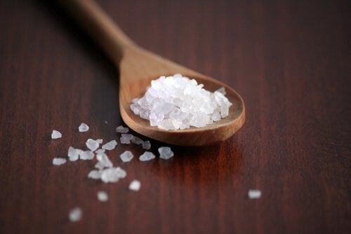 Minska ned på saltet