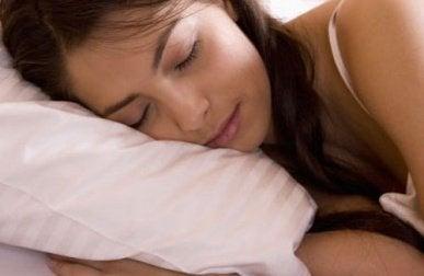 Sängen är till för att sovas i