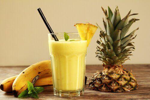 Tropisk smoothie