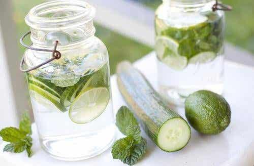 Fantastisk dryck för att rena kroppen