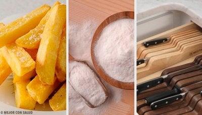 11 enkla kökstips som du kanske inte visste om