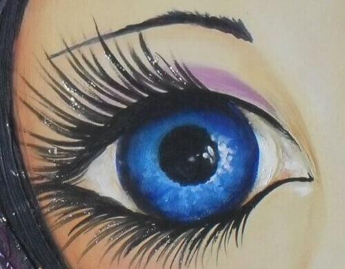 Nio saker som förmedlas genom dina pupiller