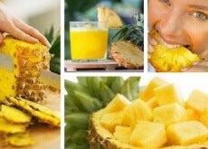 Avgiftar-med-ananas