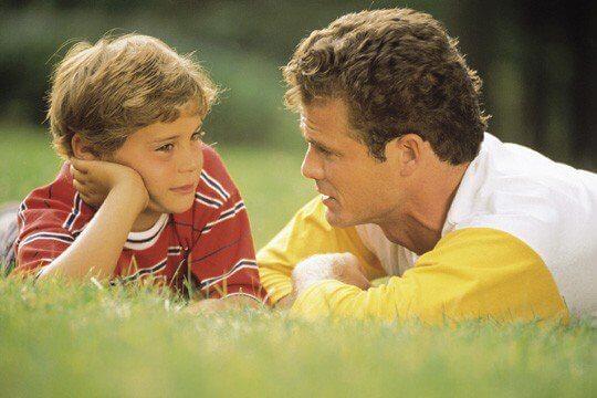 Fader och son